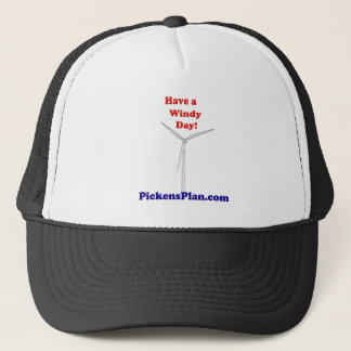 Have a Windy Day! PP Hat