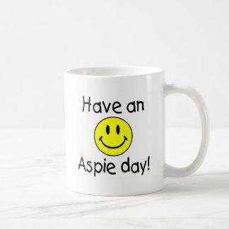 Have An Aspie Day Coffee Mug