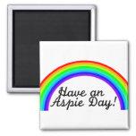 Have An Aspie Day Fridge Magnet