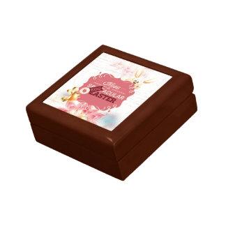 Have An Eggtacular Easter Keepsake Boxes