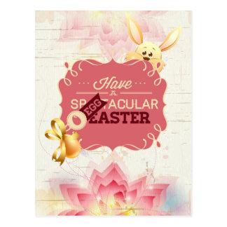 Have An Eggtacular Easter Postcard