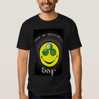 have an uneventful day tee shirt