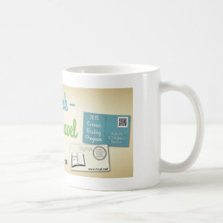 Have Book - Will Travel Banner Mug
