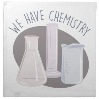 Have Chemistry Cloth Napkin