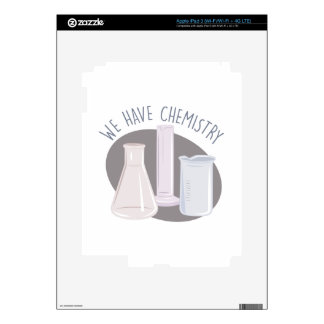 Have Chemistry Decals For iPad 3