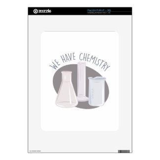 Have Chemistry iPad Skins