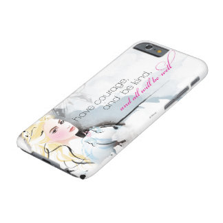 Have Courage Barely There iPhone 6 Case