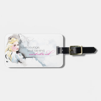 Have Courage Luggage Tag