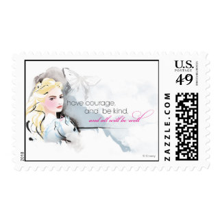 Have Courage Postage Stamp