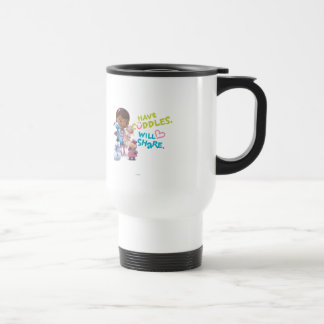 Have Cuddles Will Share 15 Oz Stainless Steel Travel Mug