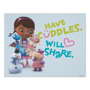 Have Cuddles Will Share Poster