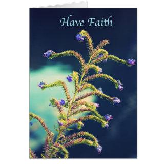 Have Faith Card