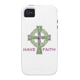 HAVE FAITH VIBE iPhone 4 CASES