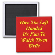 Have Fun 2 Inch Square Magnet