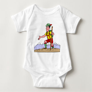 Have fun at Oktober Fest Baby Bodysuit