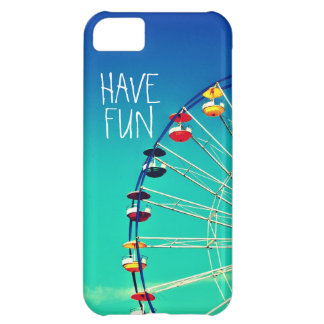 Have Fun Cover For iPhone 5C
