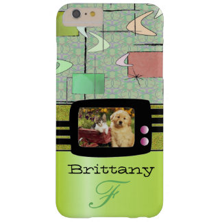Have fun customizing this green boomerang barely there iPhone 6 plus case
