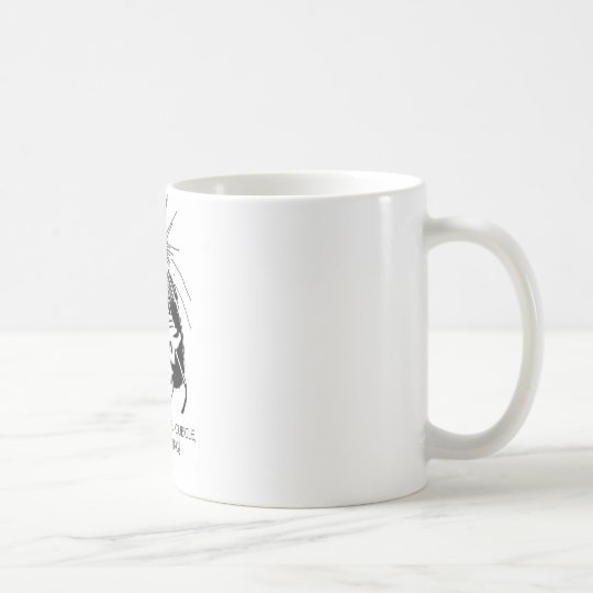 Have fun in your cubicle, I'll be welding! Coffee Mug