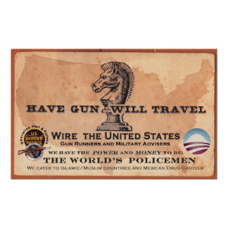 Have Gun Will Travel Poster