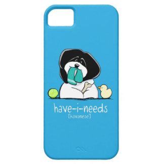 Have-i-Needs Havanese Bold Off-Leash Art™ iPhone SE/5/5s Case