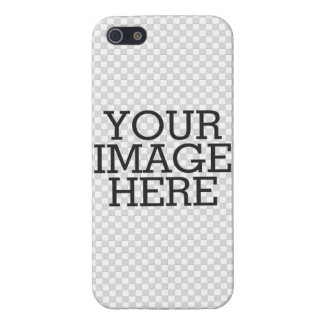 Have Image Here One Easy Step to Your Creation Case For iPhone SE/5/5s