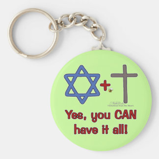 Have It All! Key Chain
