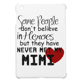 Have never met my mimi iPad mini cover
