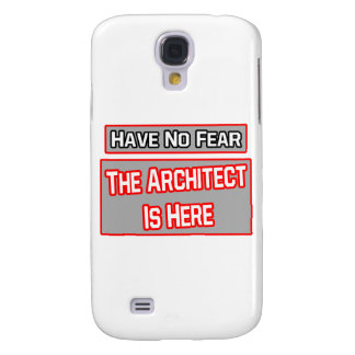Have No Fear .. Architect Is Here Samsung Galaxy S4 Case