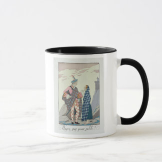 Have no fear, little one! 1922 (pochoir print) mug