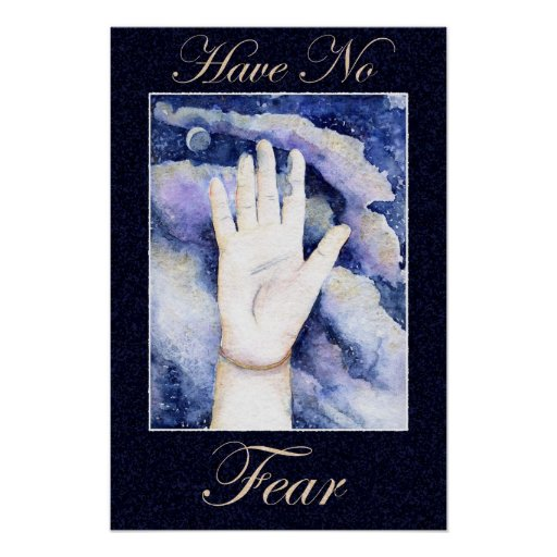 Have No Fear Poster