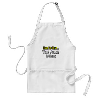 Have No Fear...The Aunt Is Here Aprons