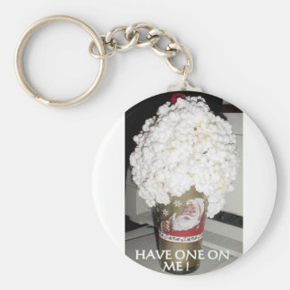 HAVE ONE ON ME! BASIC ROUND BUTTON KEYCHAIN