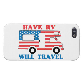 Have RV Will Travel America iPhone SE/5/5s Cover