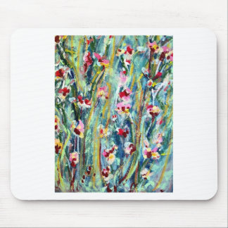 """Have some """"Wildflower Fun""""! Mouse Pad"""