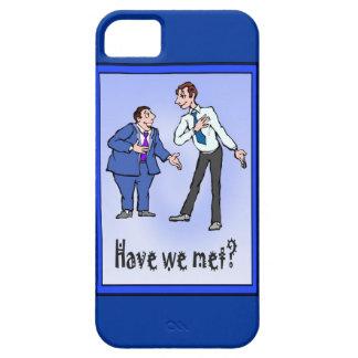 Have we met? iPhone SE/5/5s case