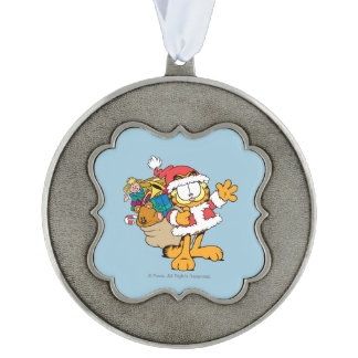 Have You Been Good? Pewter Ornament