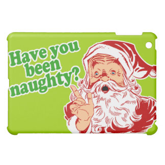 Have you been naughty iPad mini case