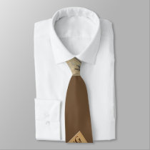 HAVE YOU HEARD THE NEWS NECK TIE