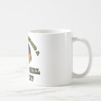 Have you hugged a Bajan gorl today? Coffee Mugs