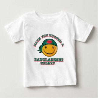 Have you hugged a Bangladeshi today? Baby T-Shirt