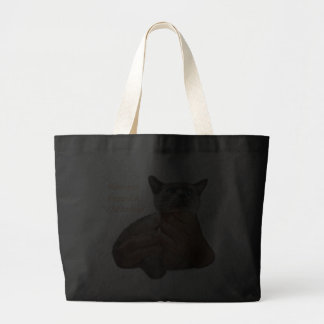 Have you hugged a Cat today? Canvas Bags