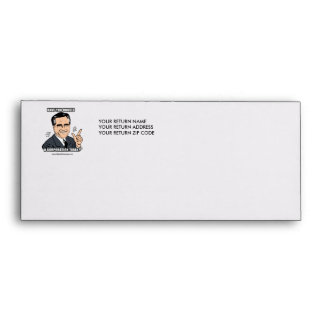 HAVE YOU HUGGED A CORPORATION TODAY? ENVELOPE