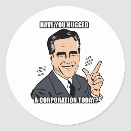 have you hugged a corporation today - .png sticker
