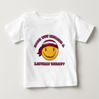 Have you hugged a Latvian today? Baby T-Shirt