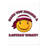 Have you hugged a Latvian today? Postcards