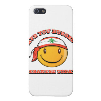 Have you hugged a Lebanese today? Covers For iPhone 5