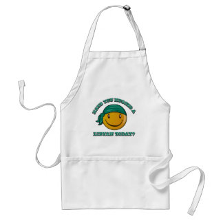 Have you hugged a Libyan today? Apron