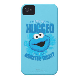 Have You Hugged a Monster Today iPhone 4 Cover