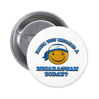 Have you hugged a Nicaraguan today? Button