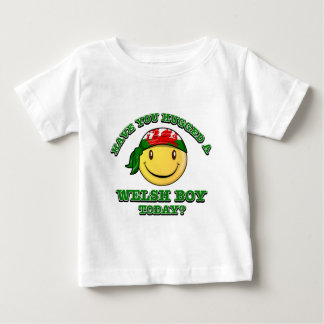 Have you hugged a Welsh boy today? Baby T-Shirt